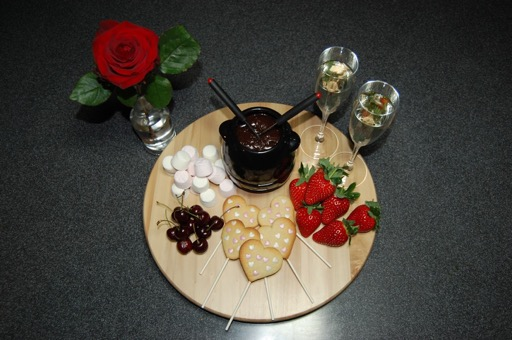 Notes of Nutmeg - Fondue for two